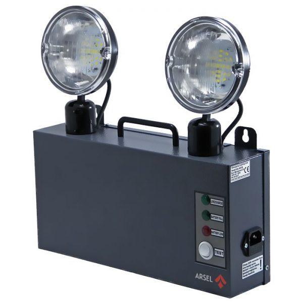 versalite 214-3 acil aydınlatma armatürü